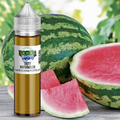 ROCKINDROPS TASTY Watermelon Food Flavor Flavoring Concentrate 10ml 30ml