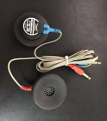 TDH 39P 10 Ohm HEADPHONES With Cable FOR AUDIOMETER
