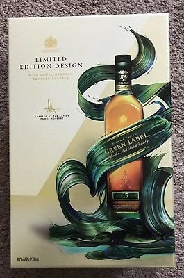 Johnnie Walker Green Label Taiwanese Limited Edition Design No Alcohol