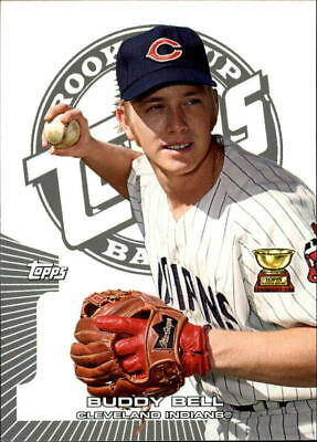 2005 Topps Rookie Cup Baseball Card #27 Buddy Bell