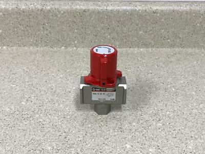Smc VHS40-N04-Z  Lock Out Hand Valve NEW