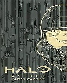 Halo - Mythos by 343 Industries | Book | condition good