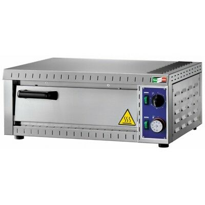OVEN ELECTRIC FOR PIZZERIA SINGLE CHAMBER mod.B1 for 1 PIZZA