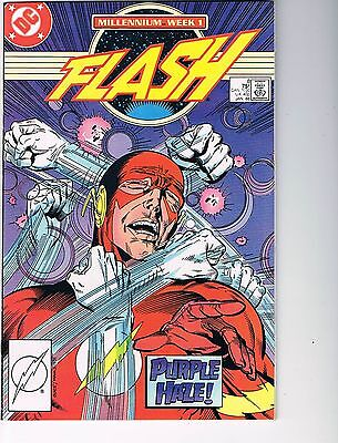Flash  # 8  NM  9.4  (1987 series)