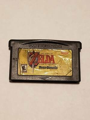 Legend of Zelda: A Link to the Past Four Sword (Nintendo Game Boy Advance, 2002)