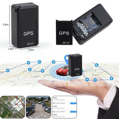 Hot Magnetic Mini Car GPS Tracker Real Time Voice Record Tracking Locator Device