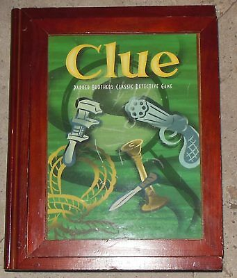 CLUE Vintage Games Collection