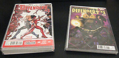 Wow! *5 COMPLETE DEFENDERS SETS!* 62 BKS! •SECRET/LAST/FEARLESS/2012/2017  NM-