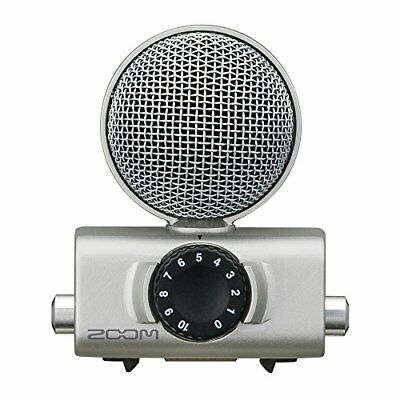 ZOOM portable recorder microphone H6 for H5 Q8 MS microphone capsule MSH-6 JAPAN
