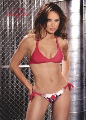 2004 Bench Warmer Series Two Non-Sport Card #210 Julie Ann Wenger SP -