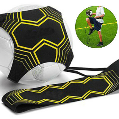 Kick Soccer Football Trainer Training Aid Practice Sport Equipment For Adult Kid
