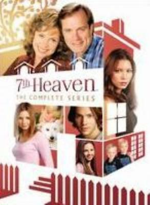 7TH HEAVEN: THE COMPLETE SERIES (Region 1 DVD,US Import,sealed)