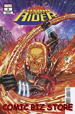 Cosmic Ghost Rider #5 (Of 5) (2018) 1St Printing Ron Lim Variant Cover Marvel
