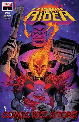 Cosmic Ghost Rider #5 (2018) 1St Print Main Cover Bagged & Boarded Marvel Comics