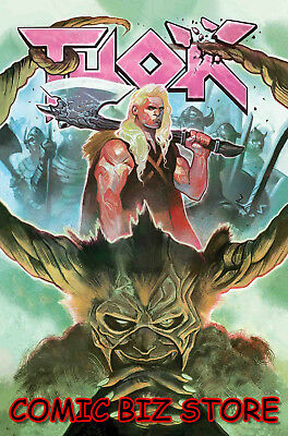 Thor #7 (2018) 1St Printing Del Mundo Main Cover Bagged & Boarded Marvel Comics