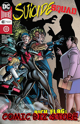 Suicide Squad #48 (2018) 1St Printing Main Cover Bagged & Boarded Dc Universe