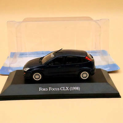 IXO Altaya Ford Focus CLX 1998 1:43 Diecast Models Limited Edition Collection