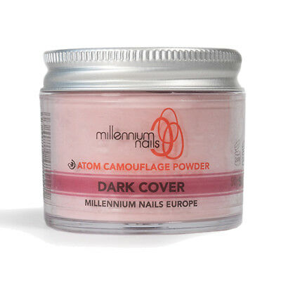 Millennium Nails Professional Acrylic Cover Powder DARK COVER Camouflage 50g