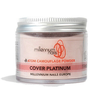 Millennium Nails Professional Acrylic Cover Powder Cover Platinum Camouflage 50g