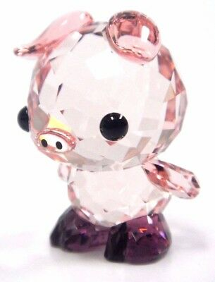 Determined Pig Zodiac 2017 Swarovski Crystal 5302557
