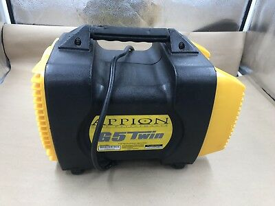 Appion G 5 Twin Refrigerant Recovery Machine Free Ship To Continental Usa!