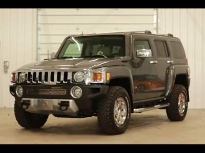 2009 H3 Luxury AWESOME H3 LUXURY*LEATHER*SUNROOF&BUC*4X4*WARRANTY*GREAT COLOR*$16995/OFFER