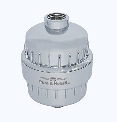 Pure & Holistic High Performance Universal Shower Filter with 8 Stage High -