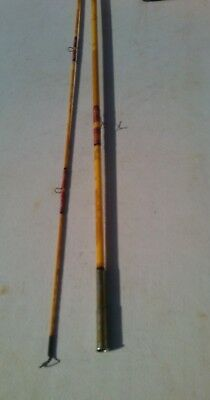 Beautiful Antique  Bristol COLLECTIBLE Vintage fly rod