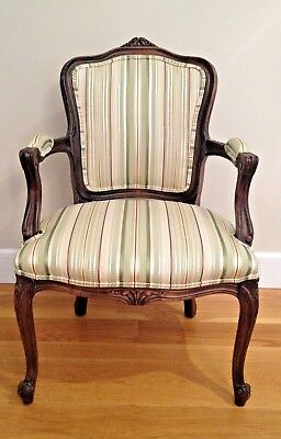English Style Upholstered Chair