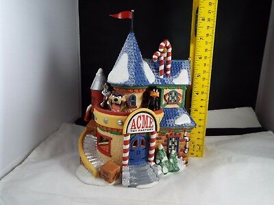 Department 56 Acme Toy Factory Figurine