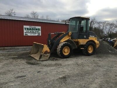 2006 John Deere 244J 4x4 Compact Wheel Loader w/ Cab Coming Soon!