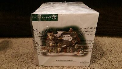 Prettywell Sisters Lace Makers - Dickens Village RETIRED Department 56 BRAND NEW