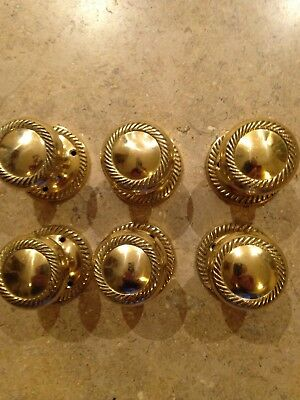 Brass Internal Door Knob