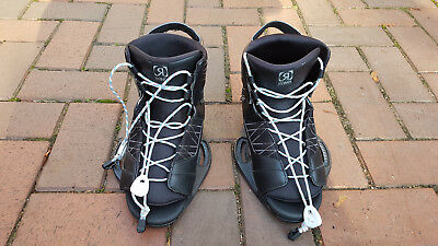 2018 Ronix Divide Wakeboard Boots Size 7.5 - 11.5