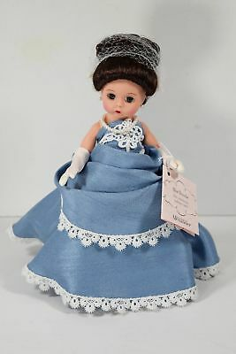 Madame Alexander 2001 Blue Danube Doll with Doll Stand No Box #28211