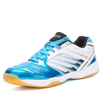 Mens Professional Tennis Sneakers Trainer Shoes Badminton shoes Athletic Sneaker