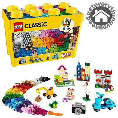 Wide Range LEGO Classic Bricks Creative Building Box Special Pieces 790 Home
