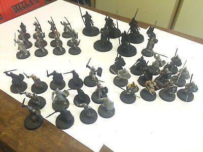 Games Workshop Lord of the Rings Gondor Minas Tirith warriors large army