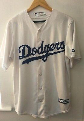 Los Angeles Dodgers Majestic Jersey Size M