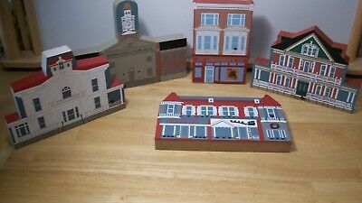 The Cat's Meow Collection~Lot of 5~Smethport, Pennsylvania