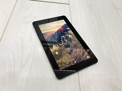 "Amazon Kindle Fire 7"" Tablet - 5th Generation SV98LN - 8GB Black"