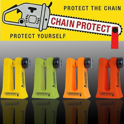 Chain Protect - Chainsaw Accessory Tool - Improve Maintenance, Use & Safety