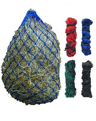 """LARGE 42"""" & X-LARGE 50"""" Ringed Strong Haynets / Haylage Nets Small Holes Haynet"""