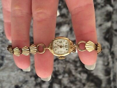 Art Deco Cocktail Watch Rolled Gold