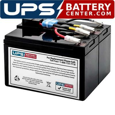 APC SmartUPS 750VA LCD 120V SMT750 Replacement Battery Pack - 1Yr Warranty!