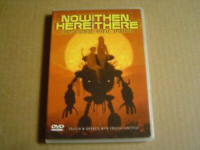 Now and Then, Here and There Vol. 1: Discord and Doom  anime DVD