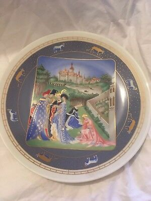 Darceau-Limoges Collectors Plates. April May And Others