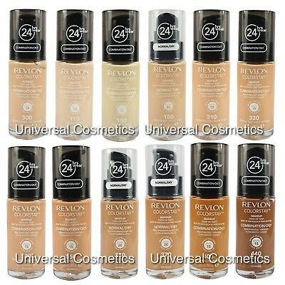 Revlon ColorStay Color Stay Makeup 24 Hour Wear Foundation 30ml- GENUINE