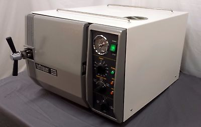 "Medical / Dental Autoclave Tuttnauer 2540M - 5 Year Warranty! 10""x19"" Chamber"