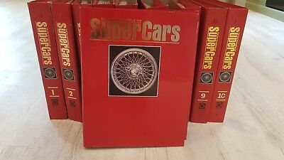 Full Set Complete Collection Of The Encyclopedia Of Supercars Issues  1 - 120